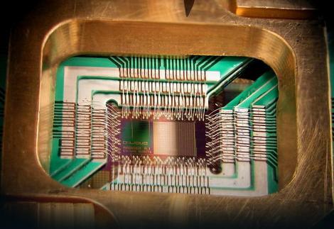 """Eksperimentalni kvantni računar kompanije """"Di-vejv sistems"""""""