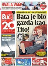 Naslovna za 25.05.