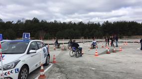 Godzina na wózku - kampania społeczna Akademii Auto Świat