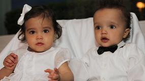 Mariah Carey i Nick pokazali swoje roczne bliźniaki