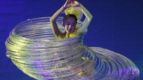 Z hula-hoop można robić cuda!