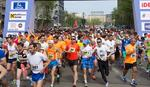 Kontrola trase Beogradskog maratona: Plakati, smeće i granje na putu trkača