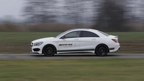 Mercedes CLA 45 AMG – test