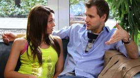 """""""Miłość na bogato"""": Michaela próbuje powiedzieć Nikodemowi, że będzie ojcem"""