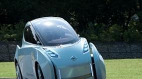 Nissan Land Glider – samochodowy motocykl
