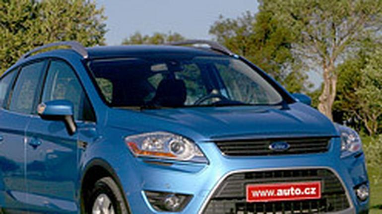 Ford Kuga: pierwsze wrażenia z jazdy