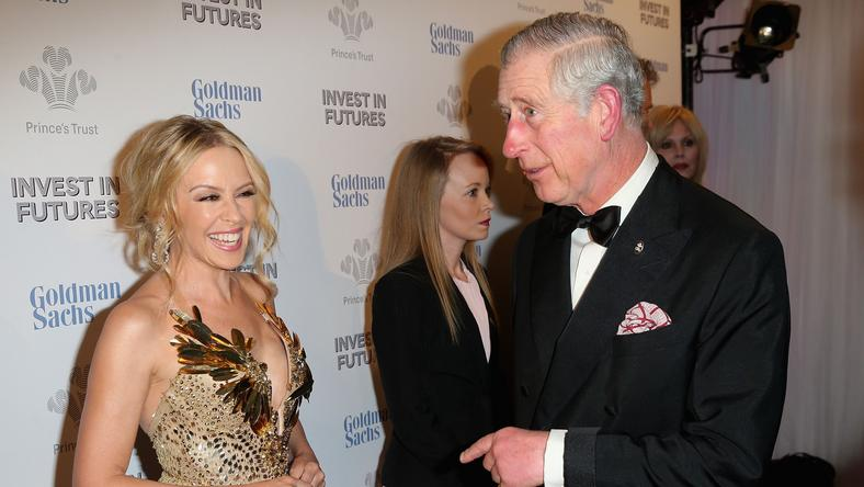 A királyi családban is népszerű az énekesnő /Fotó: Northfoto