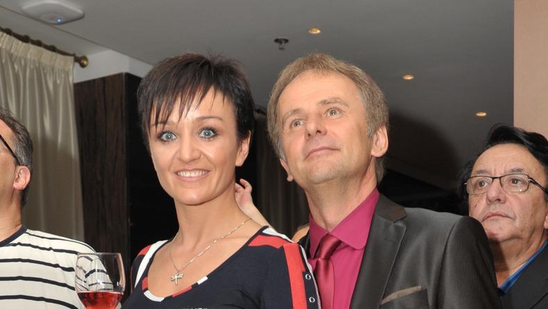 Szandi és Bogdán Csaba 16 éve házasok /Fotó: RAS archívum