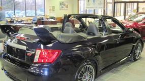 Zobacz jedyne Subaru Impreza w wersji kabrio