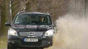 Używany Nissan Qashqai I: ostrożnie w terenie