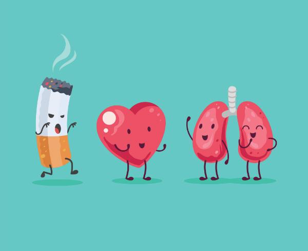 A dohányzás szerepe a COVID-19 súlyosságában