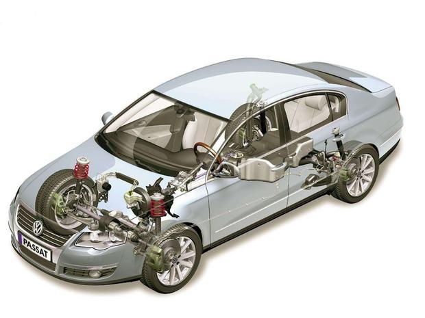 volkswagen passat b6 2005 2010 podupadaj ca legenda opinie moto. Black Bedroom Furniture Sets. Home Design Ideas