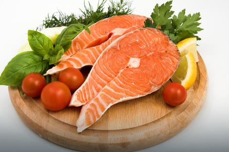 Riba je bogata omega 3 masnim kiselinama