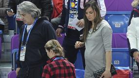 Rosyjska caryca tyczki jest w ciąży, już widać brzuszek