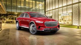 Mercedes-Maybach stworzył obrzydliwie luksusowego SUV-a