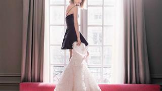 Natalie Portman prezentuje najnowszy zapach Diora