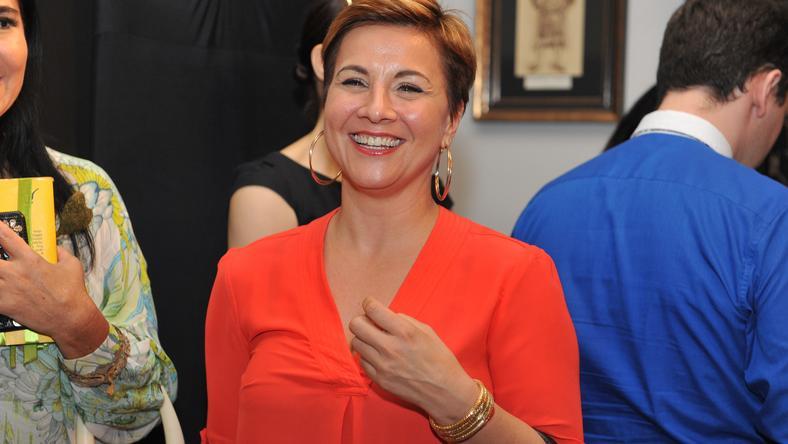 Anita mára gyönyörű érett nő /Fotó: RAS Archívum