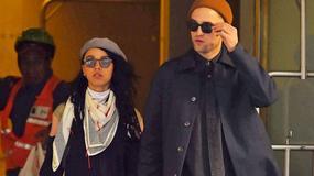 Narzeczona Roberta Pattinsona nago!