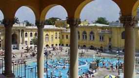 Aquapark: Budapeszt - Széchenyi Gyógyfürdő