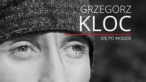 Grzegorz Kloc idzie po wodzie