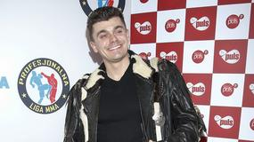 Tomasz Niecik coraz częściej na ściankach. Ma szansę podbić show-biznes?