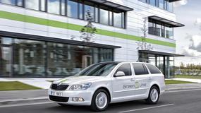 Skoda Octavia E-line: bardziej zielona niż Greenline