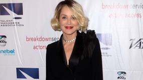 Sharon Stone po raz kolejny zachwyciła! Wygląda na 58 lat?
