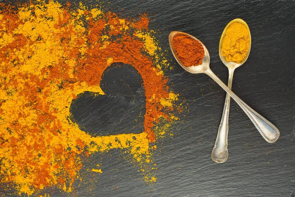 Chili i curry