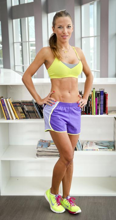 Ewa Chodakowska - to ona stoi za perfekcyjną figurą Małgorzaty ... Cheryl Cole