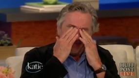 Robert De Niro rozpłakał się podczas wywiadu