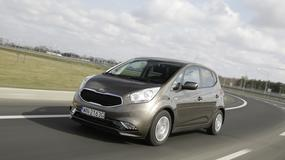 Kia Venga – test modelu po liftingu