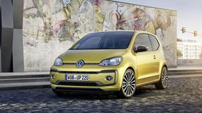 Volkswagen Up po face liftingu - premiera w Genewie