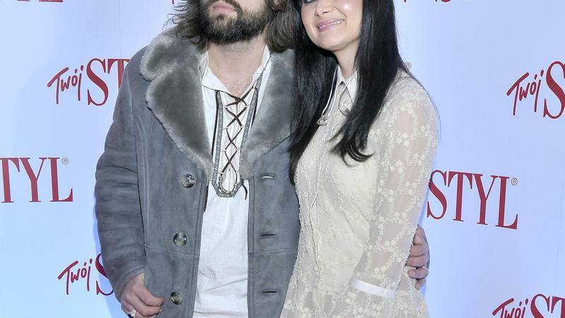 Ania Rusowicz i Hubert Gasiul / fot. AKPA