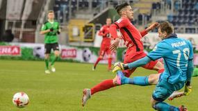 LOTTO Ekstraklasa: Górnik Łęczna wygrywa po golu w końcówce