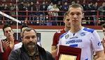 Olimpijakos uručio Aleksi Brđoviću počasnu plaketu u čast njegovog oca