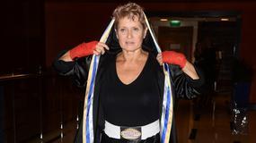 Gala Boxing Night 2015: Ewa Kasprzyk stanęła na ringu! Kto przyszedł oglądać walkę?