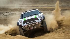 Dakar 2013: wypadek Hołowczyca, Przygoński w czołówce (3. etap, wyniki, galeria)