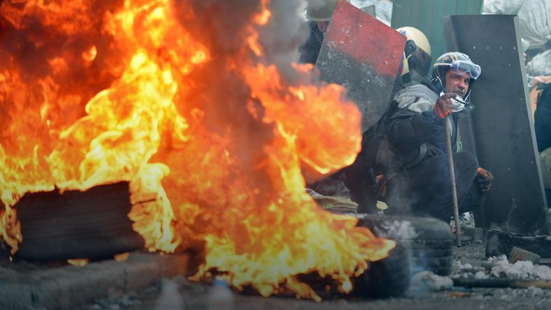 Rosja zdecyduje się na interwencję na terenie Ukrainy?