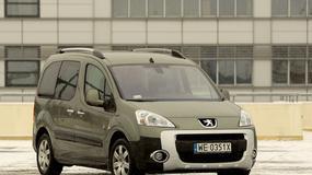 Peugeot Partner Teppe: pojazd nie tylko do firmy