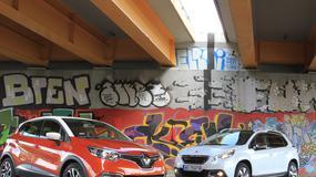 Renault Captur kontra Peugeot 2008: który SUV okaże się lepszy?