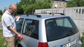 Szukamy auta z ogłoszenia. VW Golf: smutny samochód na lewych tablicach
