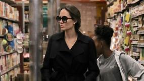 Angelina Jolie robi zakupy w markecie. To nie jest częsty widok!