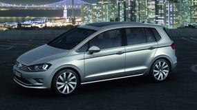 Volkswagen ujawnia koncept Golf Sportsvan