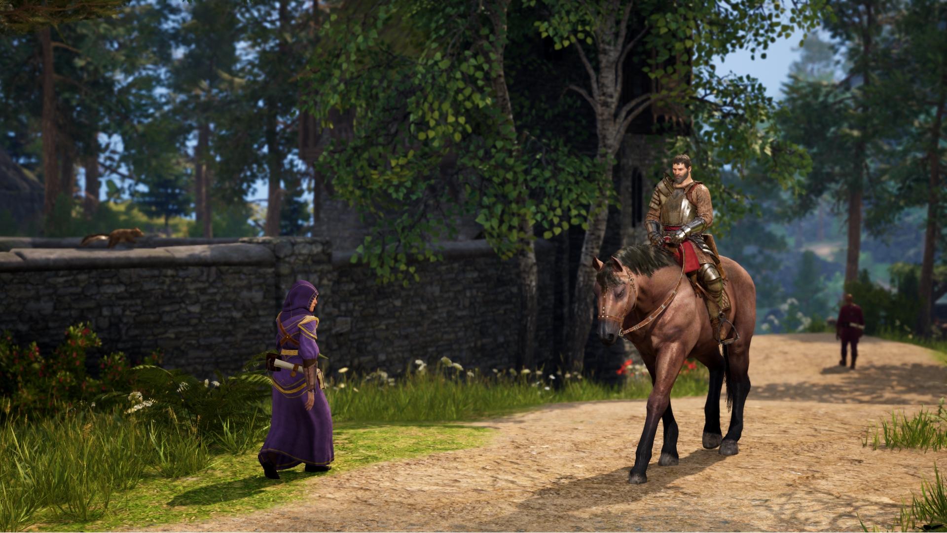 Pútavý fantasy svet preskúmame teraz pekne zblízka ako pri klasickom RPG.