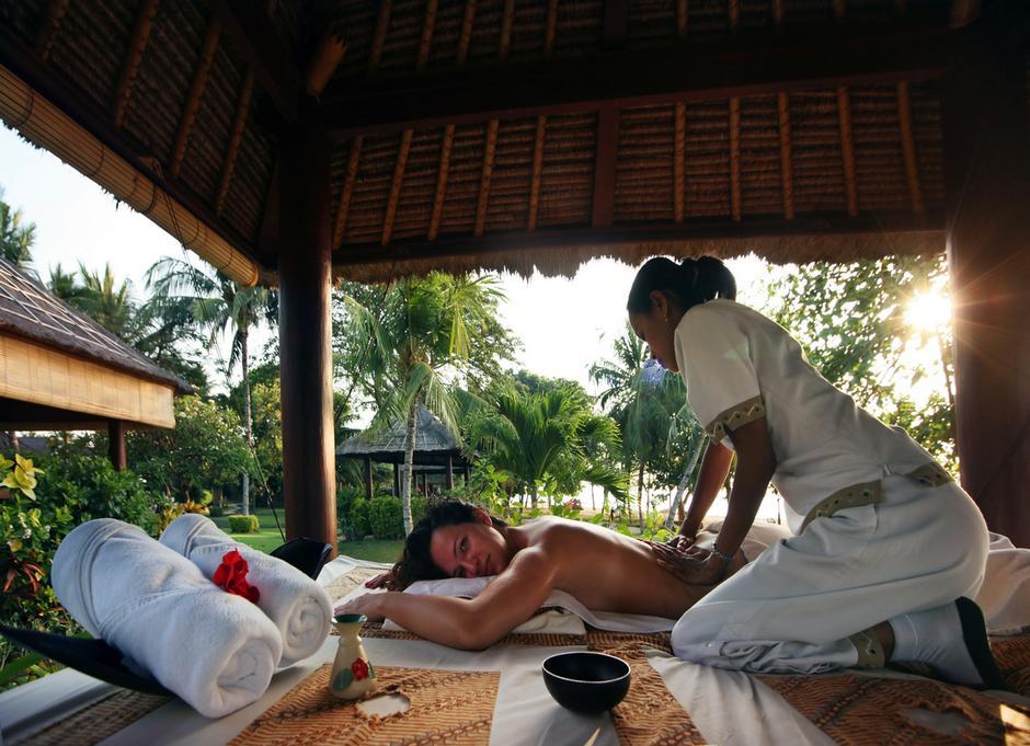 Masaż na Bali
