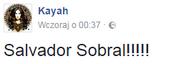 Kayah na Facebooku