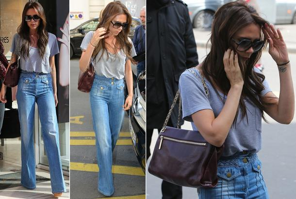 Best Look: Victoria Beckham w Chloé