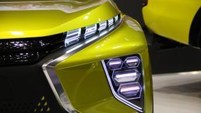 Mitsubishi eX Concept - przyszłość crossoverów (Poznań 2016)