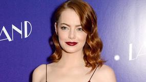 "Emma Stone na premierze filmu ""La La Land"". Jak wam się podoba aktorka?"