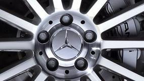 Mercedes-Benz dobrze się sprzedaje